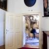 Požární dřevěné dveře / jednokřídlové kazetové s obložkovou zárubní, replika, EI 30 DP3